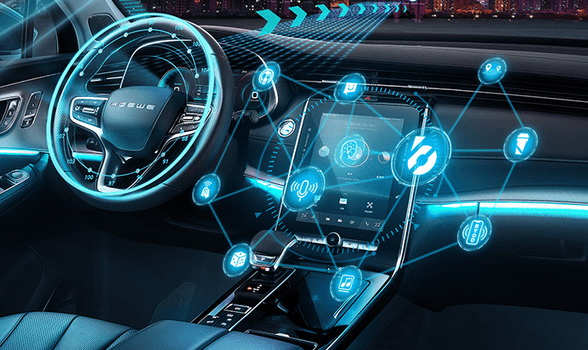 上海颁发智能网联汽车示范应用牌照