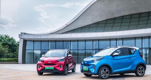 揭秘A00级新能源汽车销冠-奇瑞新能源eQ系列的背后硬实力