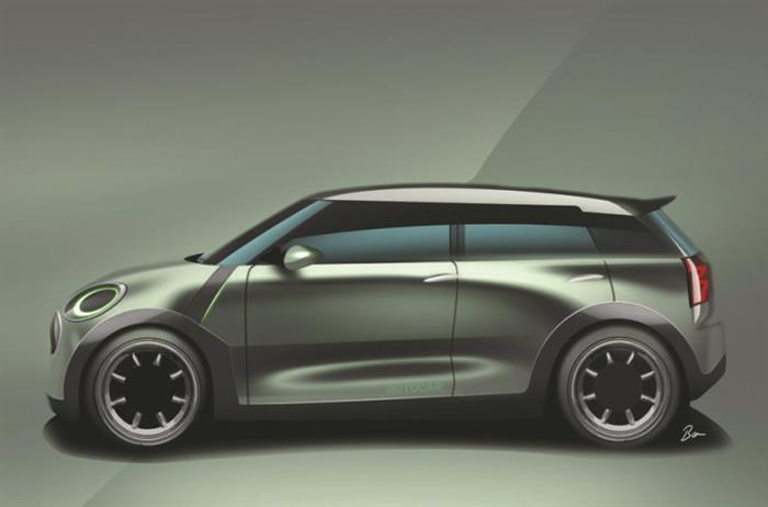 轿车变小/SUV变大 曝MINI未来新车规划