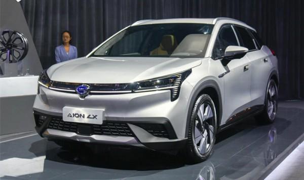 广汽新能源Aion LX明日上市 预售25万起