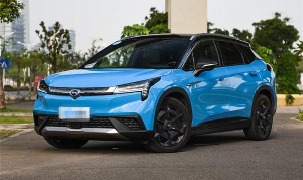 纯电SUV Aion LX上市 补贴后24.96万起