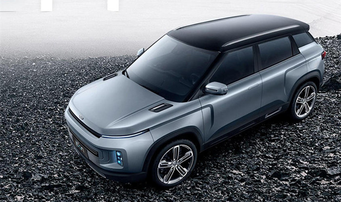 全新紧凑SUV—吉利icon 将10月22日发布