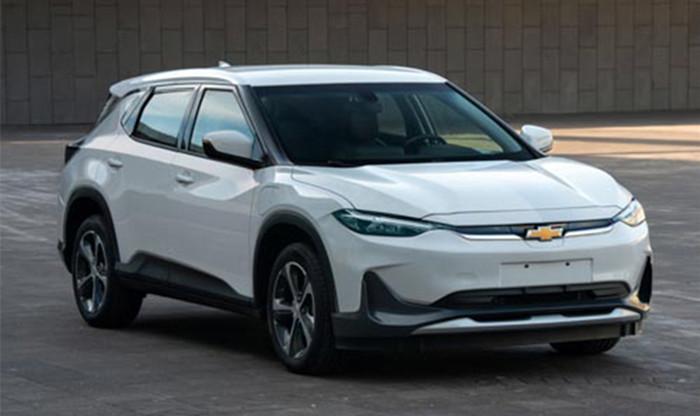 雪佛兰MENLO 11月8日首发 纯电动紧凑车