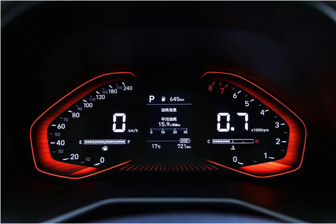 打卡网红重庆 新一代ix25展现超低油耗