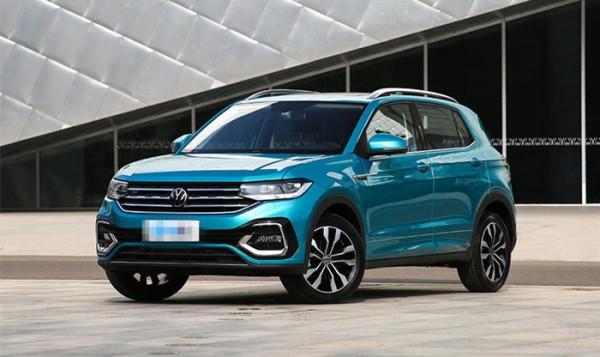一汽-大众探影首发 小型SUV/12月上市