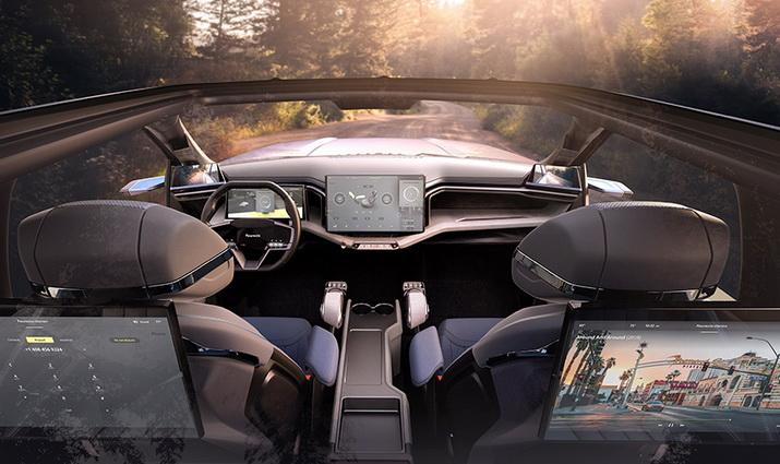 """佛吉亚将携""""未来座舱""""和零排放出行突破性技术亮相2020 国际消费电子产品展(CES)"""