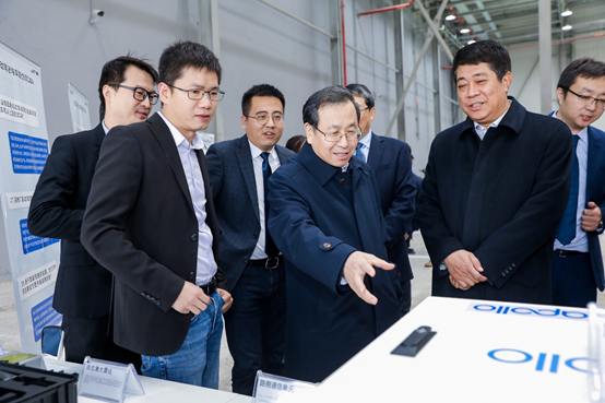 智能网联河北样本 沧州正式开启自动驾驶载人测试