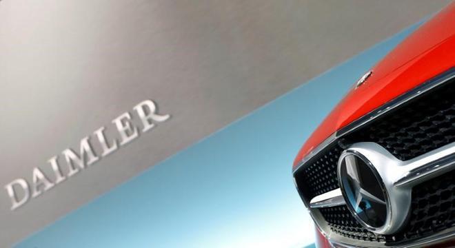 戴姆勒集团正式启动公司新架构 分三大业务运营