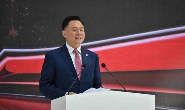 徐留平:开放发展合作共赢 新红旗要创领时代