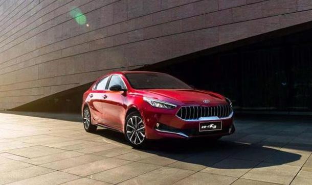 售11.98万元 起亚K3新车型正式上市