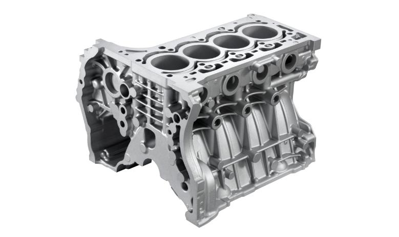 科尔本施密特华域铝技术有限公司 用于清洁柴油车的低摩擦气缸曲轴箱