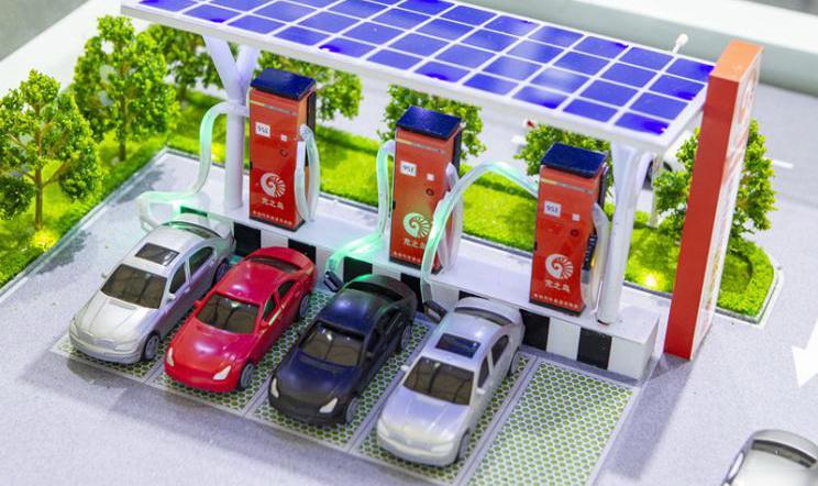 摆脱里程焦虑 广东高速路建183座充电站