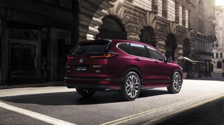 16.98万元起,广汽本田首款中级SUV皓影上市