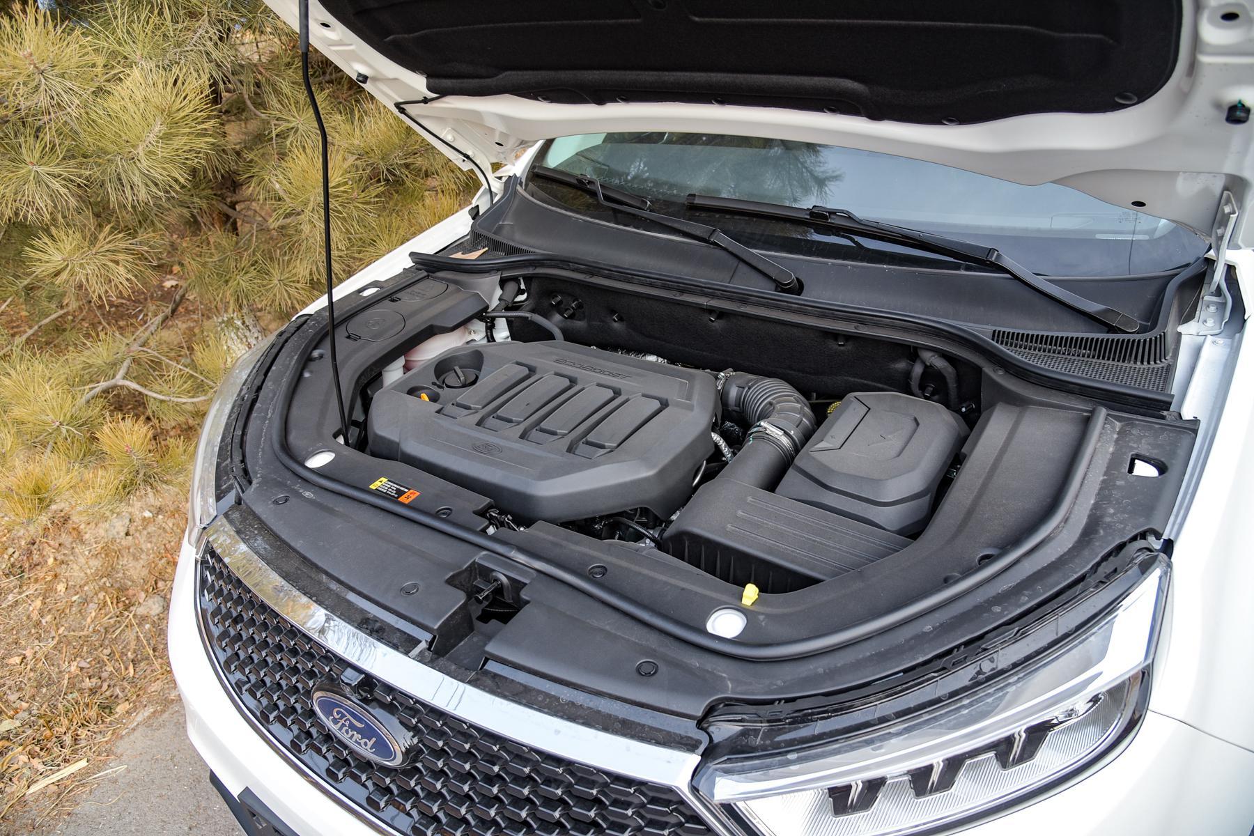 售15.48-16.88万 福特领界新增两款车型