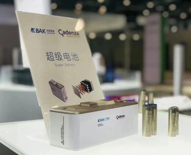 比克电池将与美国新能源创新企业合作建设超级电池量产线