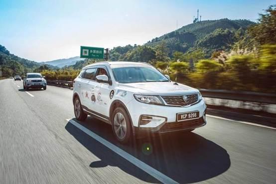 超途观、日系三强 吉利博越勇夺2019年SUV销量亚军