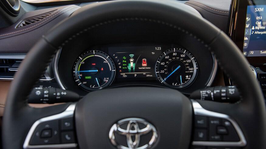 节能明智之选 全新丰田汉兰达·双擎海外试驾