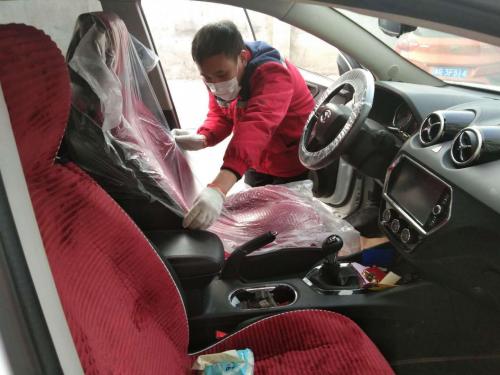 疫期复工纪实:东南汽车经销商在行动