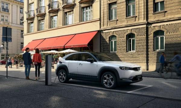 马自达将在中国推出纯电动车型?官方称目前无信息公布