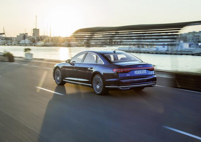 奥迪确认第5代A8放弃推出L3级自动驾驶技术 研发时间不足
