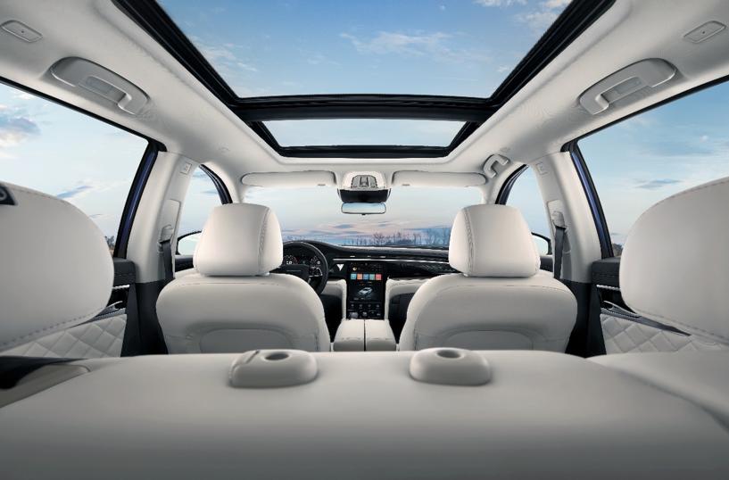 """11万元-15万元 """"A+级SUV头等舱""""启辰星正式开启预售"""