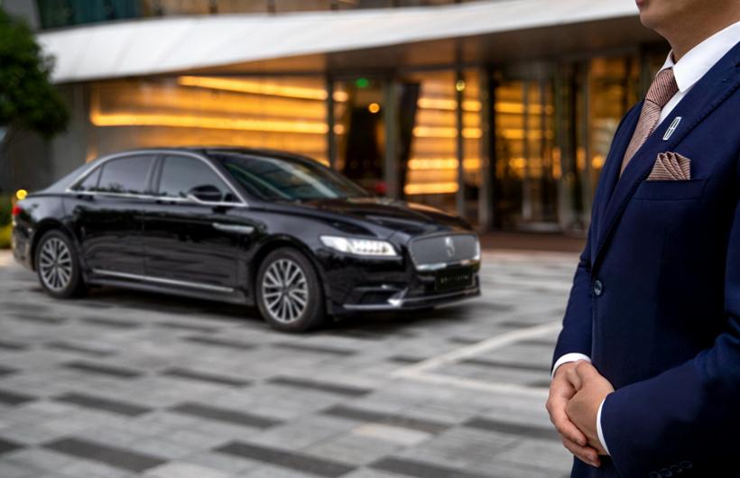 林肯品牌与滴滴豪华车战略合作启动