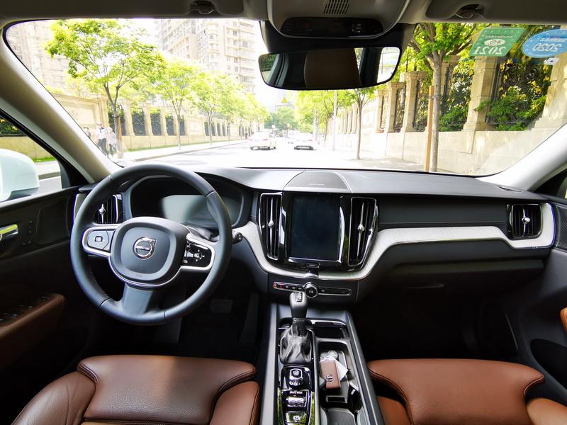 超越期待的表现,试驾2020款沃尔沃XC60 T5四驱智雅豪华版