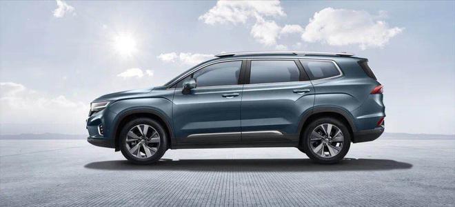 售价10.36-13.96万元 吉利首款中型SUV豪越正式上市