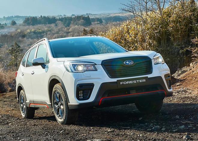 新增两款车型 斯巴鲁新款森林人售价22.38-28.58万元