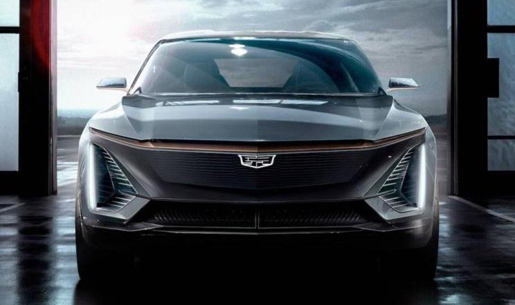 凯迪拉克全新纯电动车或命名为Symboliq