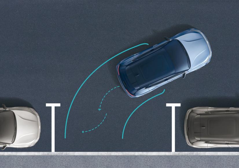自主开发多项技术方案,天际汽车打造超强APA全自动泊车系统