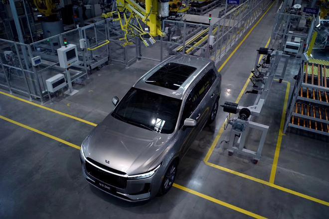 理想汽车已在美上市市值97.24亿美元 接下来该怎么走?