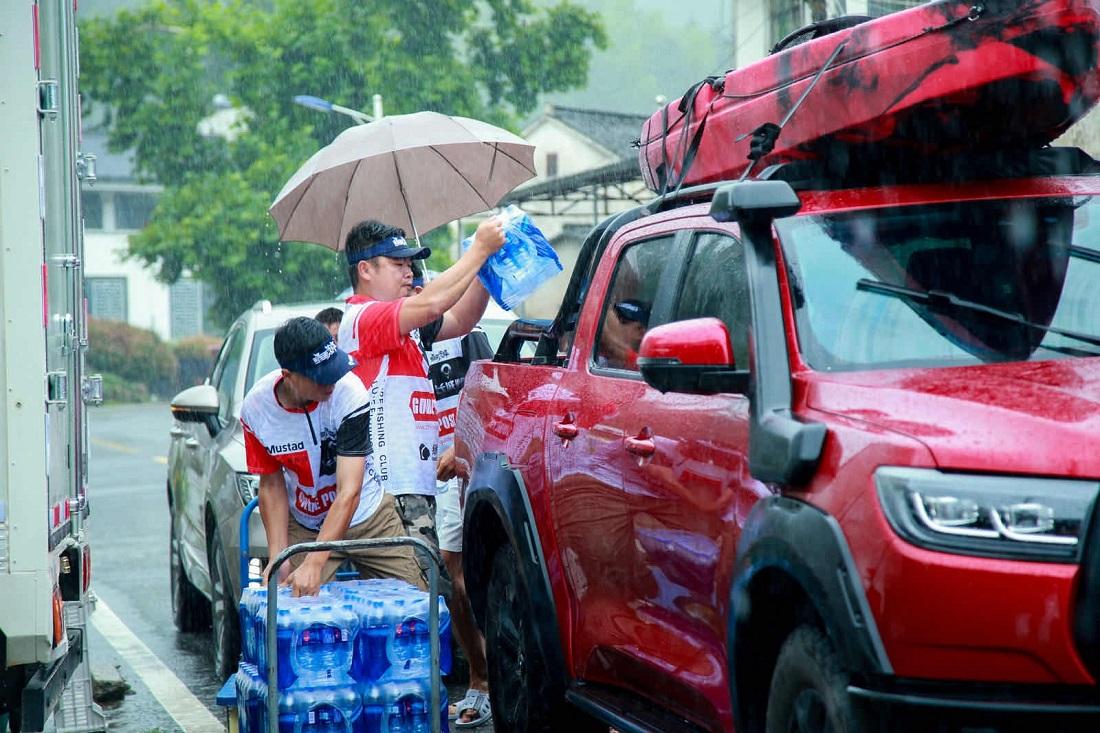 长城炮路亚国际锦标赛8月1日正式开赛
