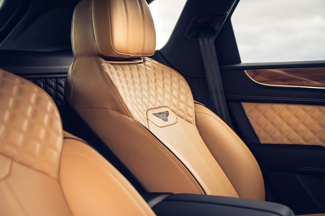 后排更加舒适奢华 宾利新款添越四座车型配置曝光