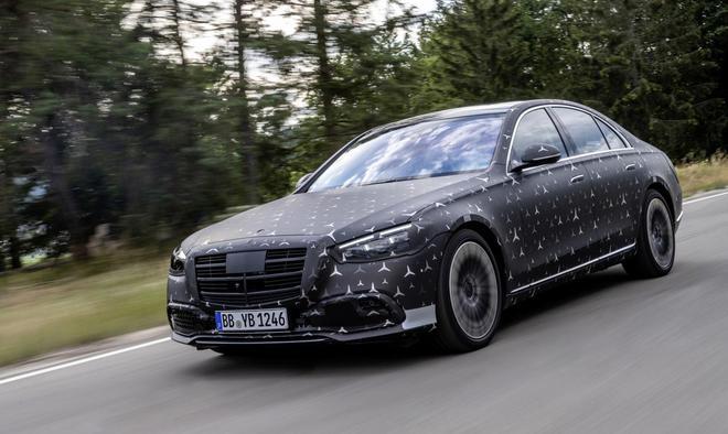 奔驰确认2021年后停产S级轿跑和敞篷车