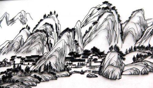 传承国家非物质文化遗产 蚂蚁全新自然美学造型局部细节灵感源于芜湖铁画