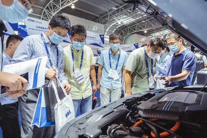 现代汽车携氢燃料产品技术闪耀氢能大会 再展氢能领先实力