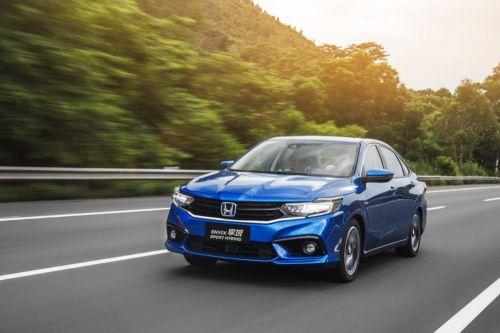 """东风Honda享域锐·混动带你领略""""混动新风格"""""""