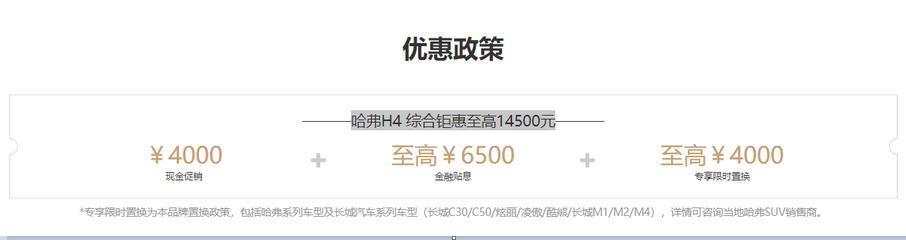 北京车展即将开幕 10万购车首选为何是哈弗H4?