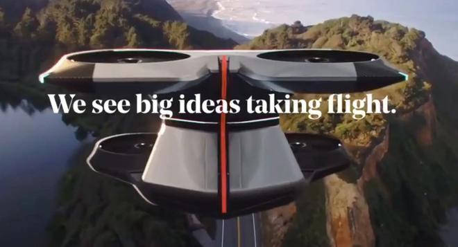 通用欲进军电动飞行汽车市场