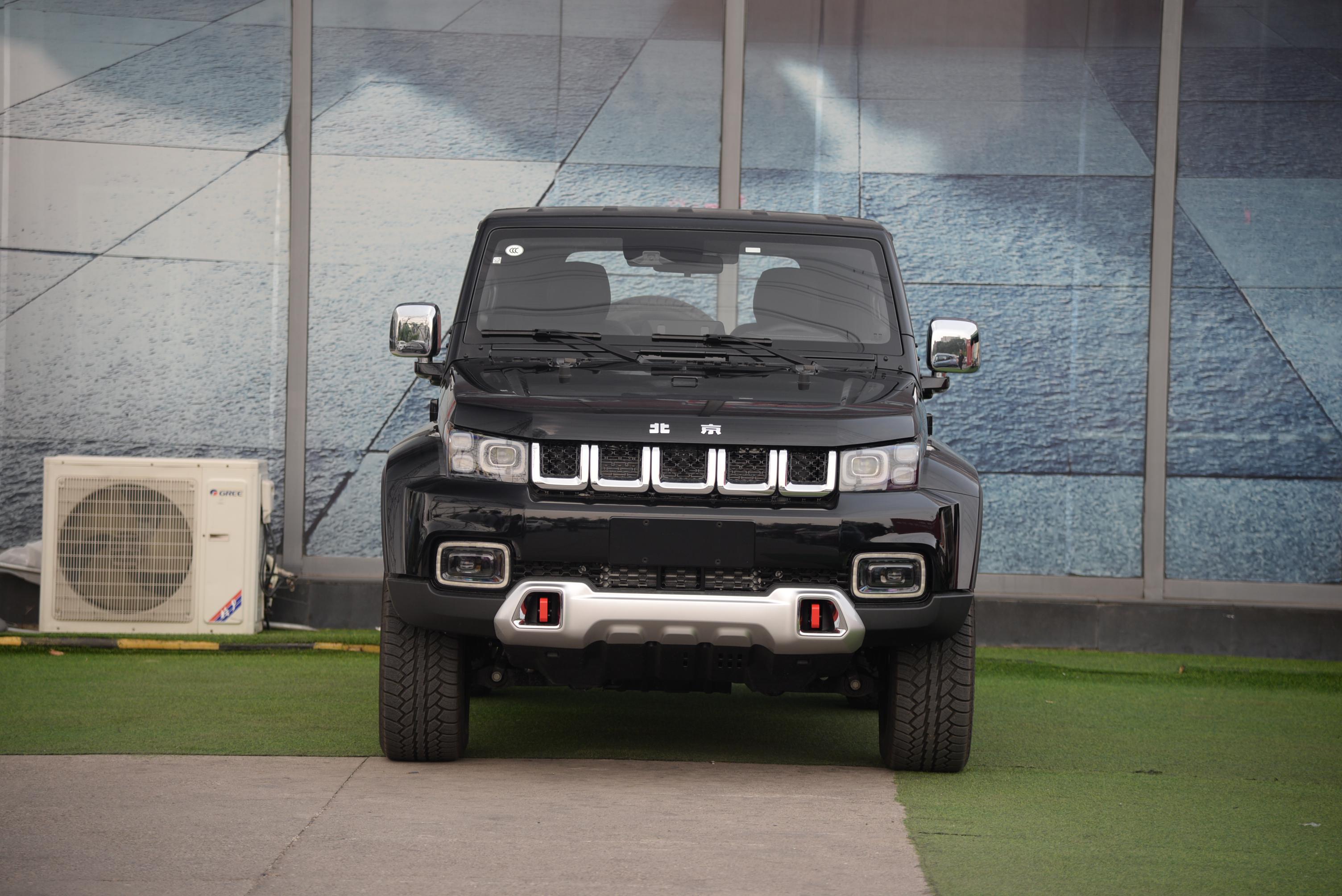 售16.99万元 北京越野全新一代F40上市
