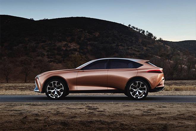 定位轿跑SUV 雷克萨斯全新车型或命名TX