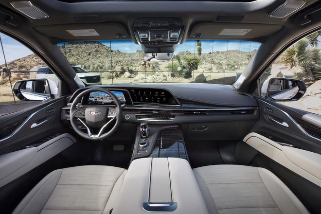 凯迪拉克凯雷德将推高性能版车型 最快明年发布