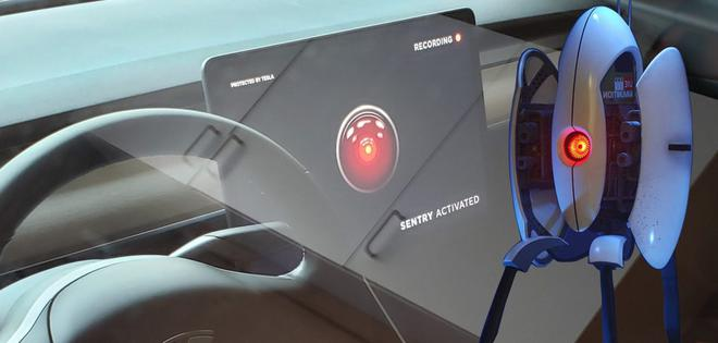 特斯拉Model 3手套箱增加一个USB端口 通过PIN码保护防止失窃