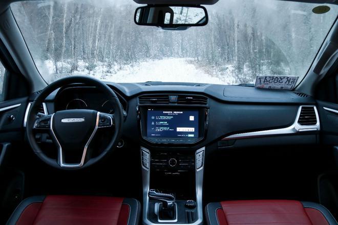 迎合主流消费者 试驾上汽大通MAXUS T70旅行版