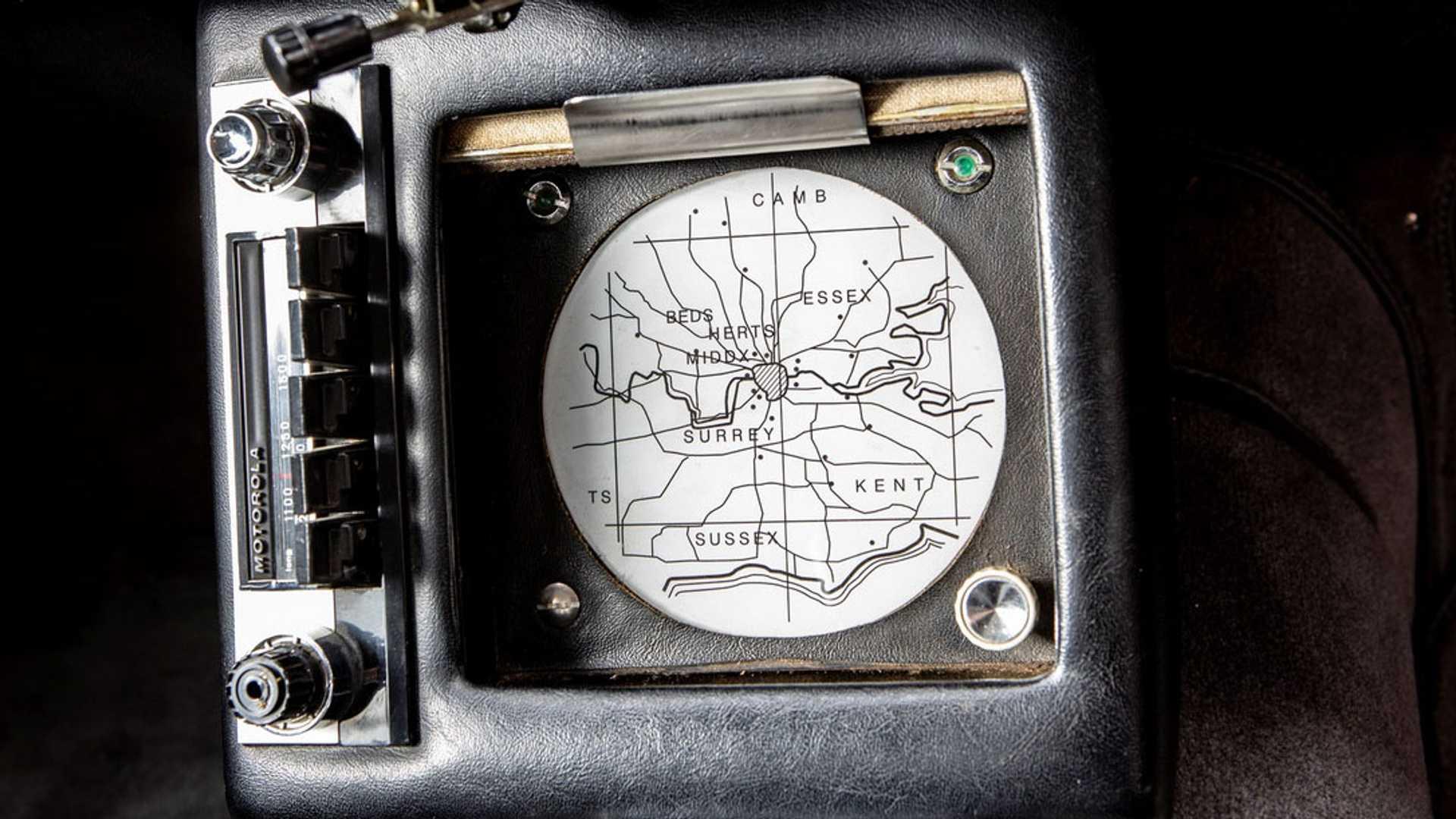 全球限量25辆 阿斯顿·马丁DB5经典重制版交付