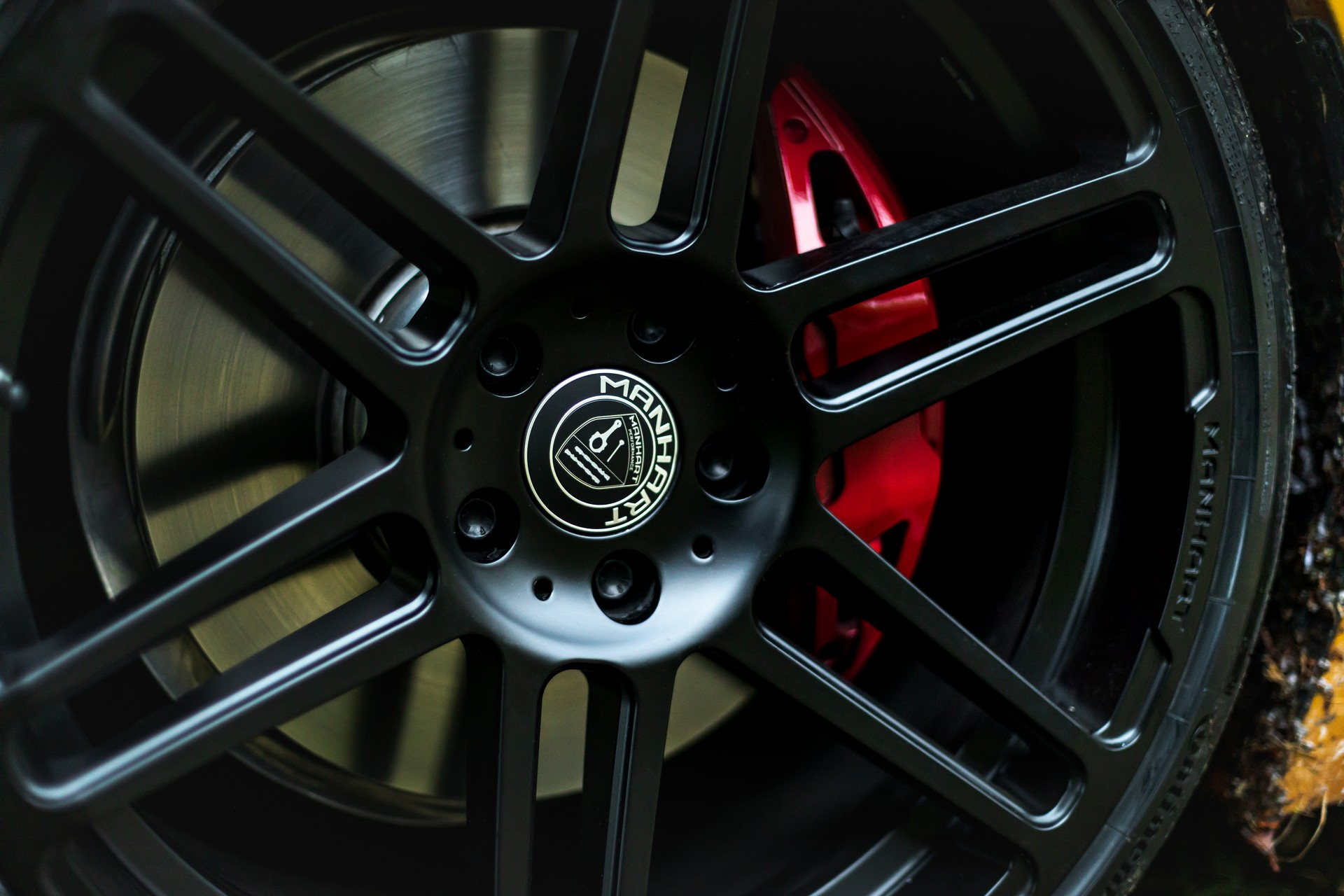 经手曼哈特改装 丰田GR Supra特别版官图发布