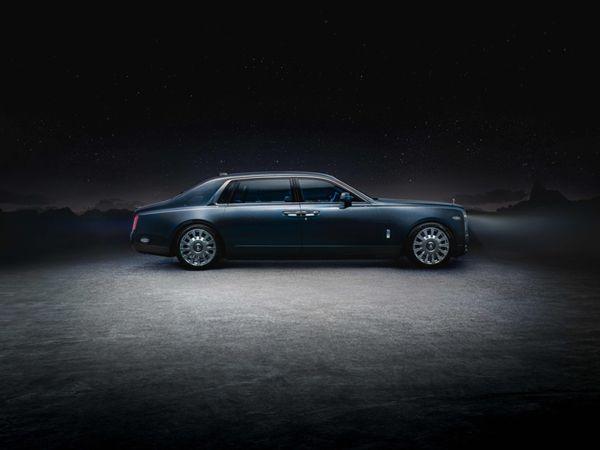 劳斯莱斯携四款高定车型亮相上海车展
