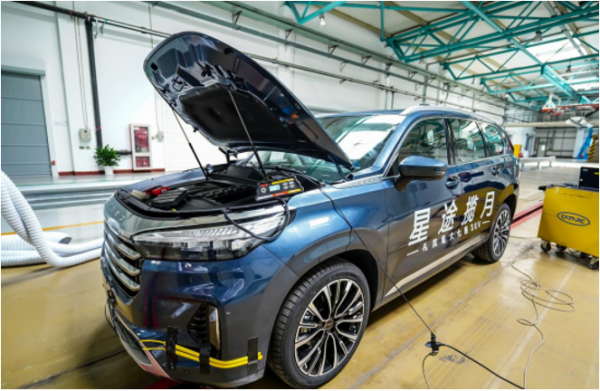 星图揽月车撞车测试高分通过,M3X火星架构2.0是最大功臣