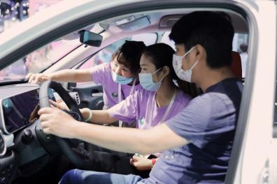 2021成都车展 见证长城汽车车主志愿者高光时刻